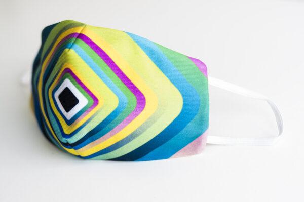 cubre mascarilla rayas colores pastel 02