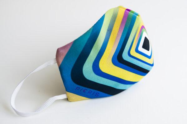 cubre mascarilla rayas colores pastel 03