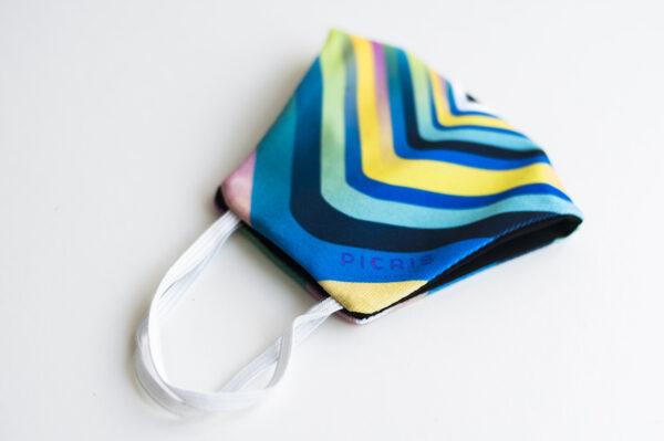 cubre mascarilla rayas colores pastel 04