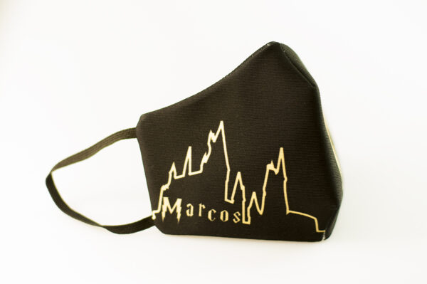 mascarilla picrisoriginal personalizada harrypotter version uno elastico negro filtro tnt 02