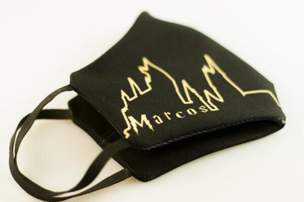 mascarilla picrisoriginal personalizada harrypotter version uno elastico negro filtro tnt 06