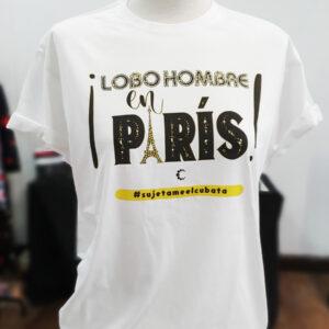 camiseta titulo lobo hombre en paris algodon 01