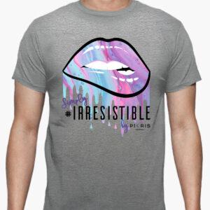 camiseta algodon gris irresistible 2 3
